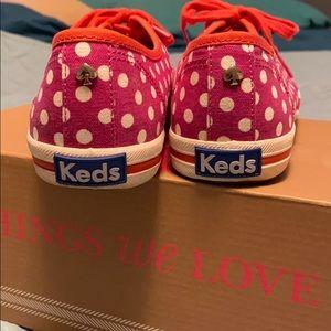 Kate Spade Keds Sneakers